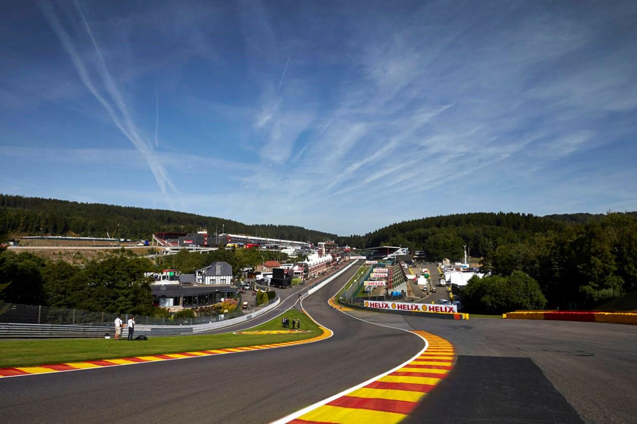 Circuito De Spa Francorchamps : Circuit days spa francorchamps
